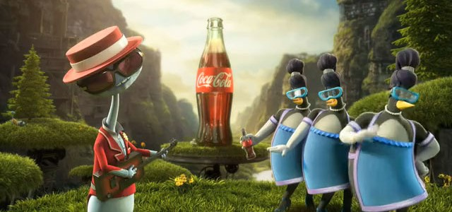 happyfication coca-cola